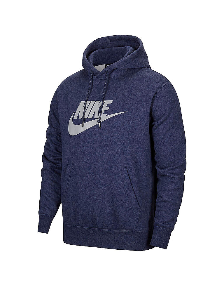 Nike Hoodie Herren Blau