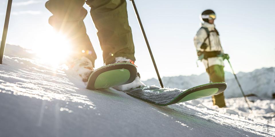 Skitouren Ski